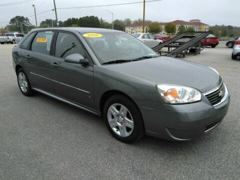 2006 Chevrolet Malibu Maxx for sale at Kelly & Kelly Supermarket of Cars in Fayetteville NC