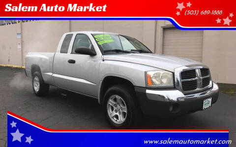 2005 Dodge Dakota for sale at Salem Auto Market in Salem OR