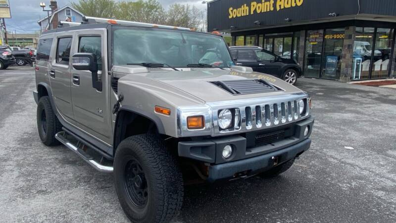 2006 HUMMER H2 for sale at South Point Auto Plaza, Inc. in Albany NY
