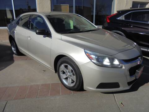 2015 Chevrolet Malibu for sale at KICK KARS in Scottsbluff NE