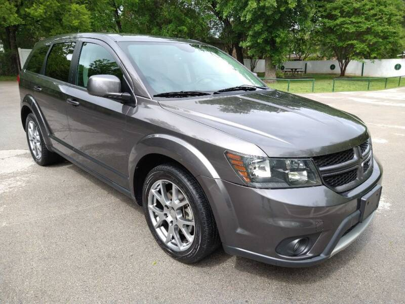 2015 Dodge Journey for sale at Thornhill Motor Company in Lake Worth TX