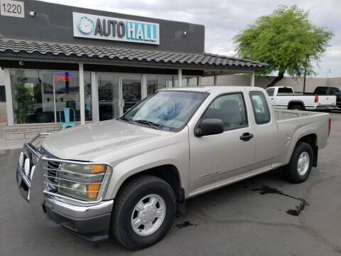 2005 GMC Canyon for sale at Auto Hall in Chandler AZ