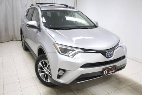 2018 Toyota RAV4 Hybrid for sale at EMG AUTO SALES in Avenel NJ