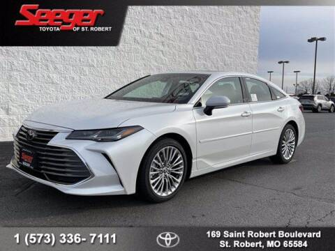 2021 Toyota Avalon for sale at SEEGER TOYOTA OF ST ROBERT in St Robert MO
