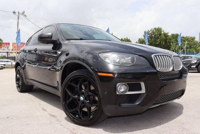 2013 BMW X6 for sale at OCEAN AUTO SALES in Miami FL