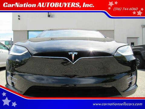 2017 Tesla Model X for sale at CarNation AUTOBUYERS, Inc. in Rockville Centre NY