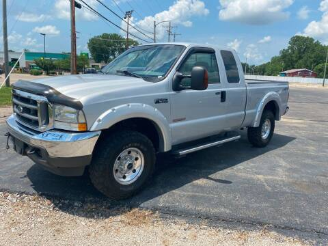 2004 Ford F-250 Super Duty for sale at Thunder Auto Sales in Springfield IL