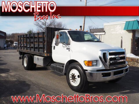 2015 Ford F-650 Super Duty for sale at Moschetto Bros. Inc in Methuen MA