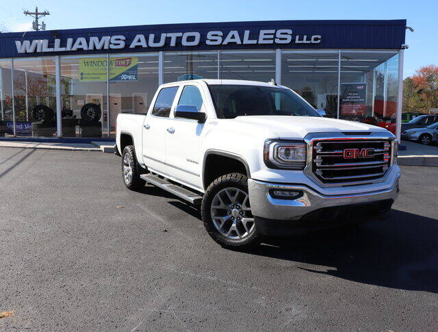 2018 GMC Sierra 1500 for sale at Williams Auto Sales, LLC in Cookeville TN