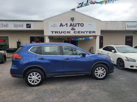 2017 Nissan Rogue for sale at A-1 AUTO AND TRUCK CENTER in Memphis TN