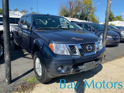 2016 Nissan Frontier for sale at Bay Motors Inc in Baltimore MD