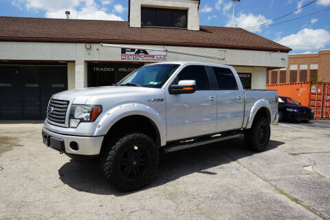 2012 Ford F-150 for sale at PA Motorcars in Conshohocken PA