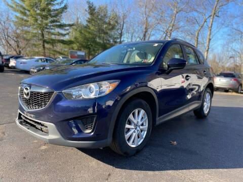 2013 Mazda CX-5 for sale at SOUTH SHORE AUTO GALLERY, INC. in Abington MA