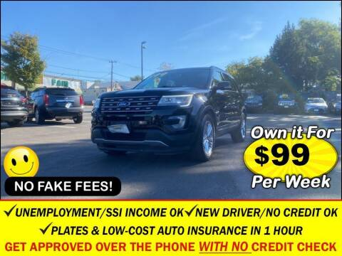 2016 Ford Explorer for sale at AUTOFYND in Elmont NY