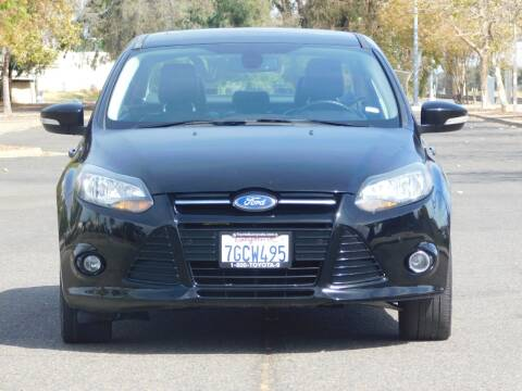 2012 Ford Focus for sale at General Auto Sales Corp in Sacramento CA