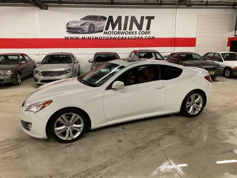 2012 Hyundai Genesis Coupe for sale at MINT MOTORWORKS in Addison IL