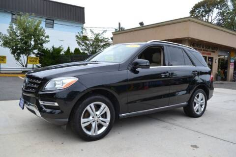 2013 Mercedes-Benz M-Class for sale at Father and Son Auto Lynbrook in Lynbrook NY