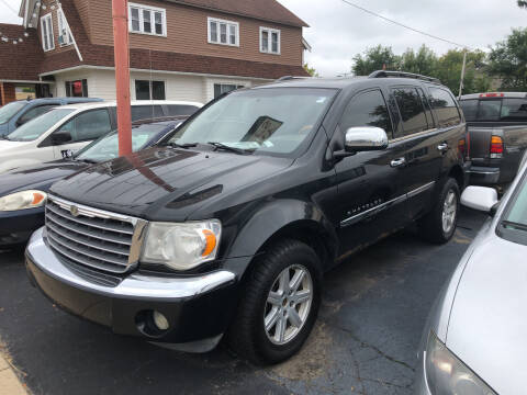 2007 Chrysler Aspen for sale at Holiday Auto Sales in Grand Rapids MI