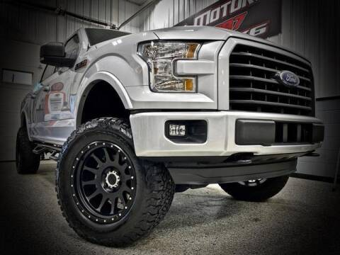 2016 Ford F-150 for sale at Carder Motors Inc in Bridgeport WV