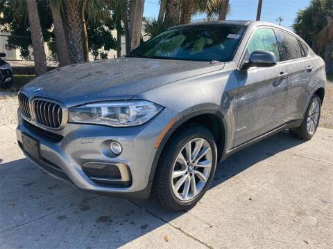 2017 BMW X6 for sale at Florida Fine Cars - West Palm Beach in West Palm Beach FL