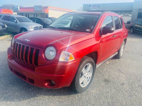 2007 Jeep Compass for sale at VENTURE MOTOR SPORTS in Virginia Beach VA