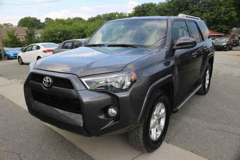 2018 Toyota 4Runner for sale in Graham, NC