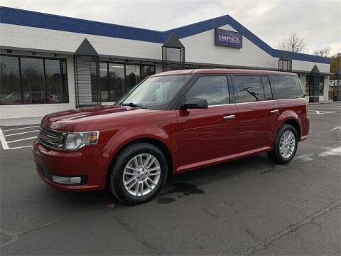 2018 Ford Flex for sale at Impex Auto Sales in Greensboro NC