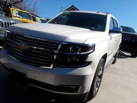 2015 Chevrolet Suburban for sale at Speedway Motors TX in Fort Worth TX