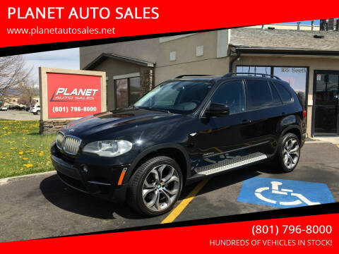 2011 BMW X5 for sale at PLANET AUTO SALES in Lindon UT