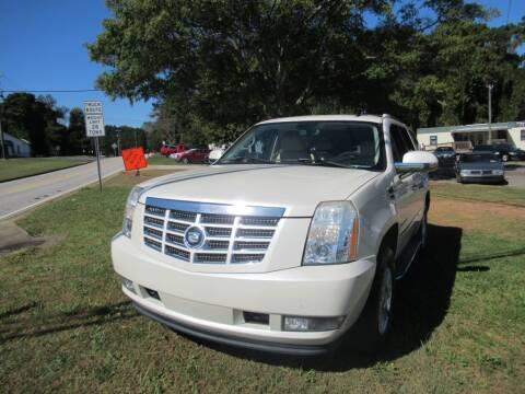 2007 Cadillac Escalade for sale at Dallas Auto Mart in Dallas GA
