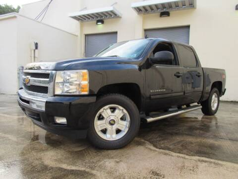 2011 Chevrolet Silverado 1500 for sale at Easy Deal Auto Brokers in Hollywood FL