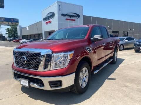 2017 Nissan Titan for sale at Eurospeed International in San Antonio TX