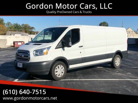 2017 Ford Transit Cargo for sale at Gordon Motor Cars, LLC in Frazer PA