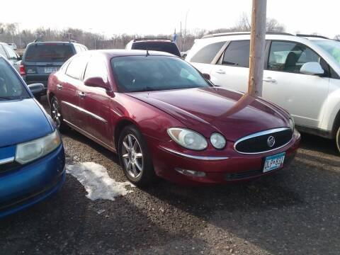 2005 Buick LaCrosse for sale at Affordable 4 All Auto Sales in Elk River MN