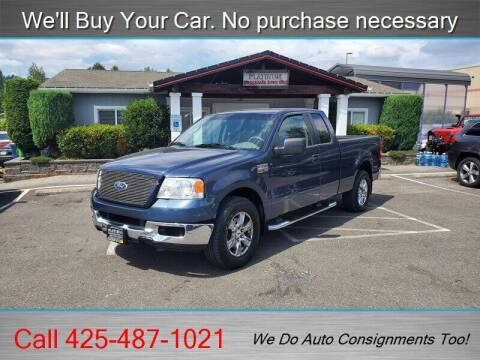 2005 Ford F-150 for sale at Platinum Autos in Woodinville WA