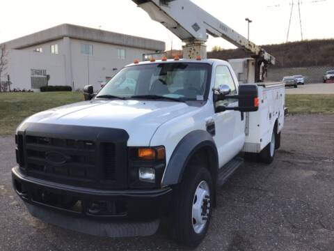 2008 Ford SUPERDUTY F450 for sale at Sparkle Auto Sales in Maplewood MN