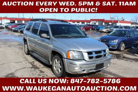 2004 Isuzu Ascender for sale at Waukegan Auto Auction in Waukegan IL
