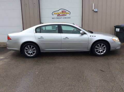 2007 Buick Lucerne for sale at The AutoFinance Center in Rochester MN