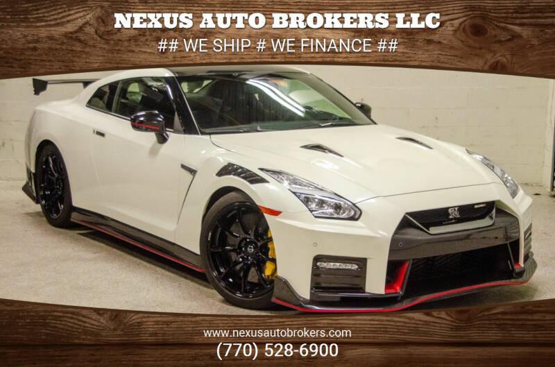 2020 Nissan GT-R for sale at Nexus Auto Brokers LLC in Marietta GA