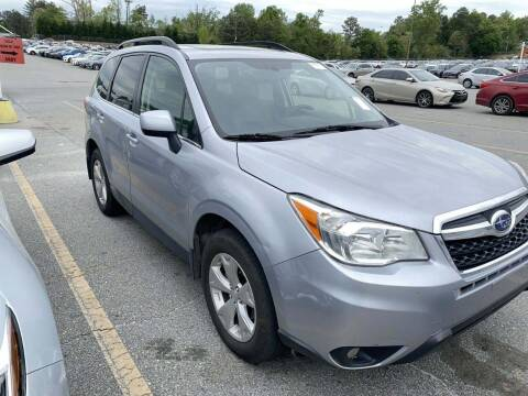 2016 Subaru Forester for sale at Select AWD in Provo UT