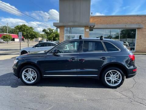 2014 Audi Q5 for sale at Auto Sport INC in Grand Rapids MI