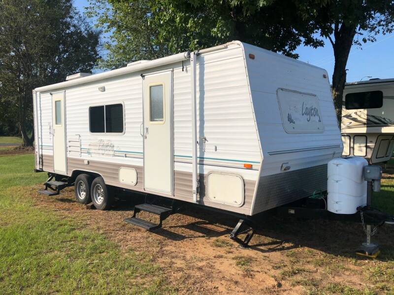 2006 FORSALE!!!LaytonLite M-261LT for sale at S & R RV Sales & Rentals, LLC in Marshall TX