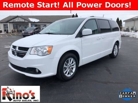 2019 Dodge Grand Caravan for sale at Rino's Auto Sales in Celina OH
