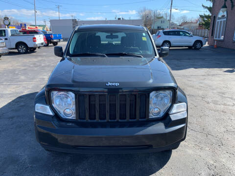 2010 Jeep Liberty for sale at L.A. Automotive Sales in Lackawanna NY