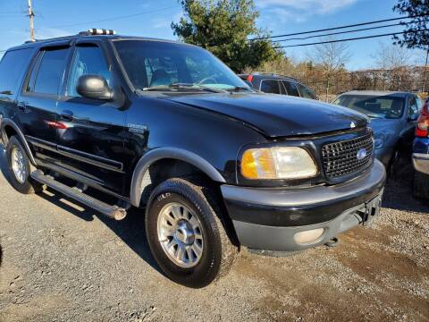 2001 Ford Expedition for sale at M & M Auto Brokers in Chantilly VA