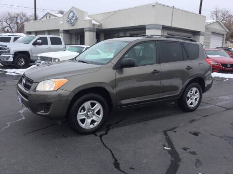 2012 Toyota RAV4 for sale at Beutler Auto Sales in Clearfield UT