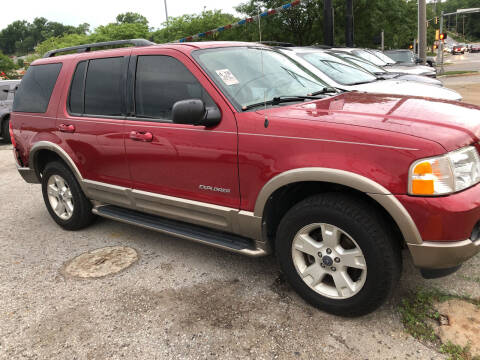 2004 Ford Explorer for sale at Sonny Gerber Auto Sales in Omaha NE