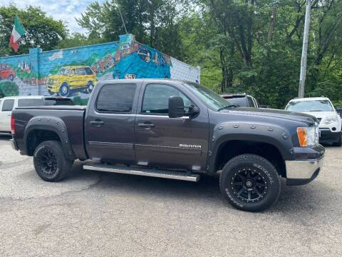 2011 GMC Sierra 1500 for sale at Showcase Motors in Pittsburgh PA