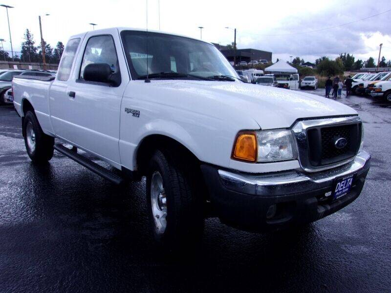 2005 Ford Ranger for sale at Delta Auto Sales in Milwaukie OR