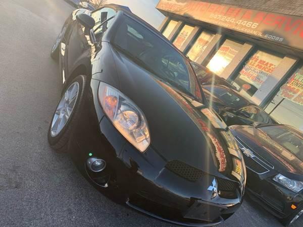 2007 Mitsubishi Eclipse Spyder for sale at Washington Auto Group in Waukegan IL